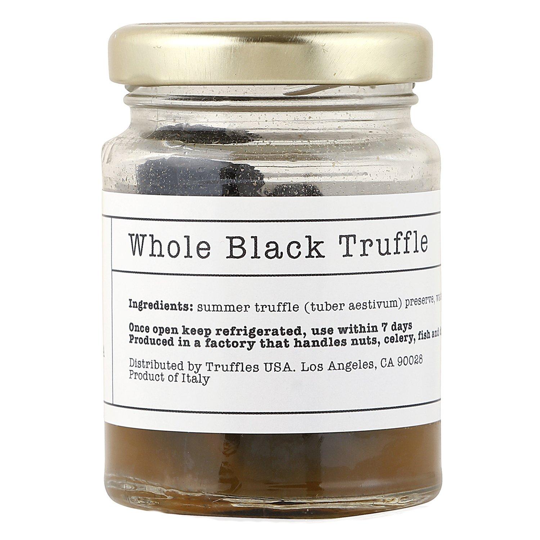 TRUFFLES USA Whole Black Truffles 1.76 oz by TRUFFLES USA (Image #2)