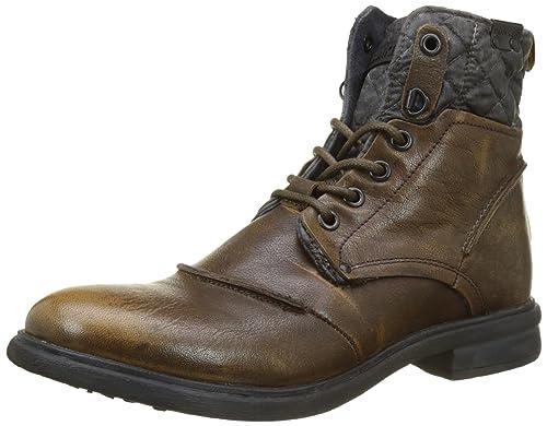 Complementos es Amazon Y Hombre Zapatos Botines Pop Bunker qpOw04Z