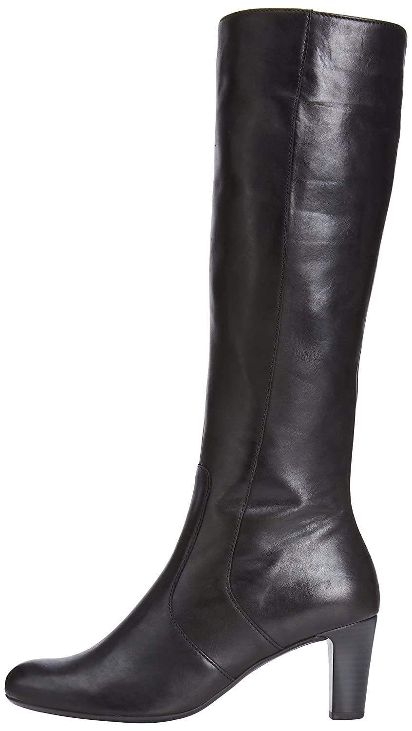 441782ee10c Gabor Womens Maybe Slim L Boots 95.668.27 Black 7 UK
