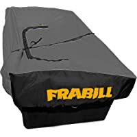 Frabill 1623 Ice Shelter Transport Cover for 6127 Excursion, 6128 Ambush 3 with Bench