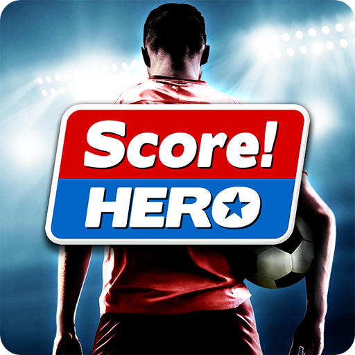Touch Football Player - Score! Hero