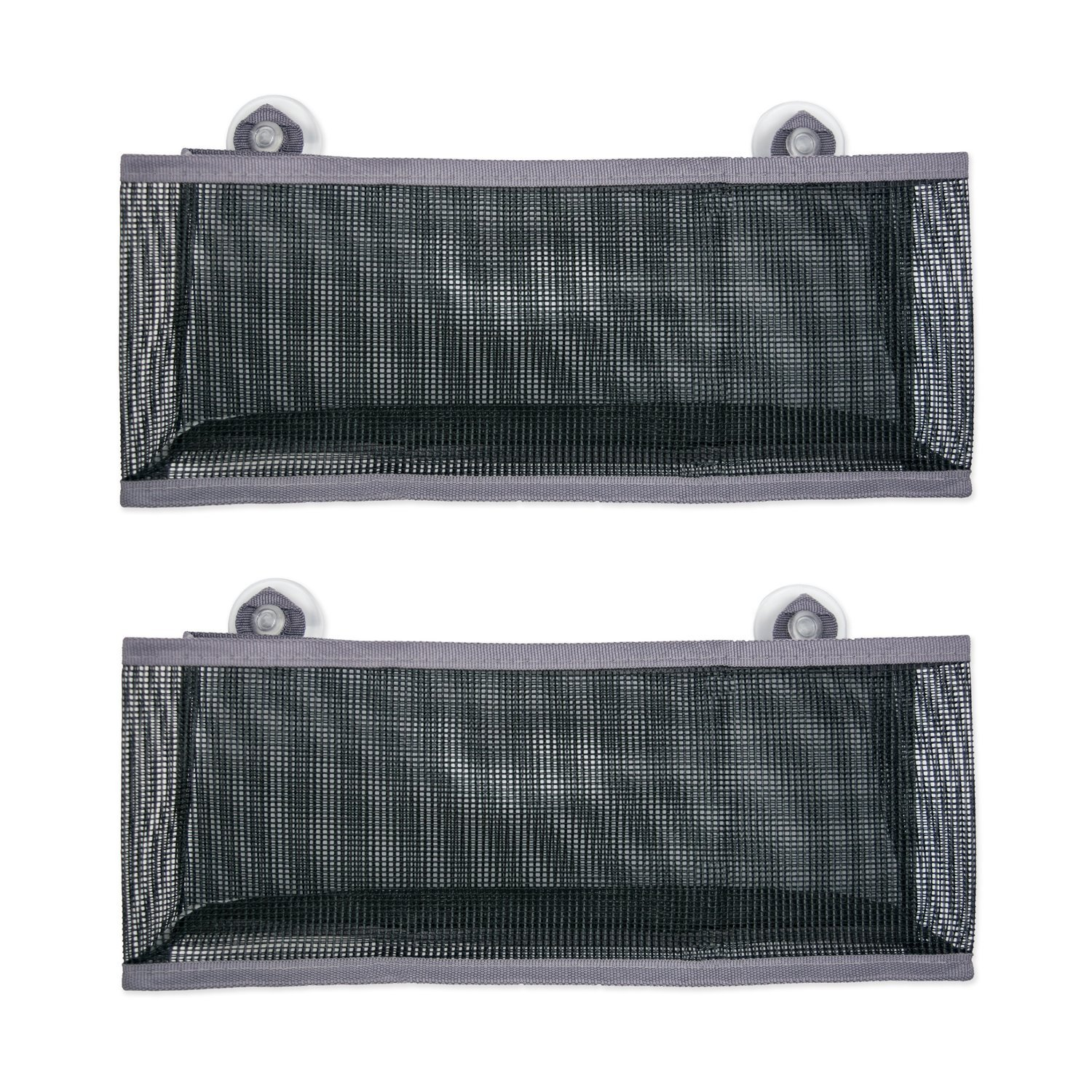 DII Mesh Hanging Pocket Bathroom, Shower Organizers Perfect for Toys, Toiletries, Laundry Room, Under the Sink CAMZ35647