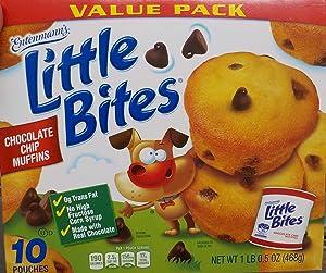 Entenmann's Little Bites Chocolate Chip Muffins 10 ct