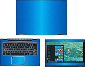 Decalrus - Protective Decal for Acer Spin 5 Convertible SP513-53N / SP513-52N (13.3