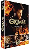 Grimm - Saison 5 [Francia] [DVD]