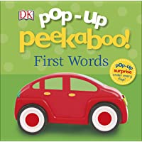 DK - Pop-Up Peekaboo! - First Words