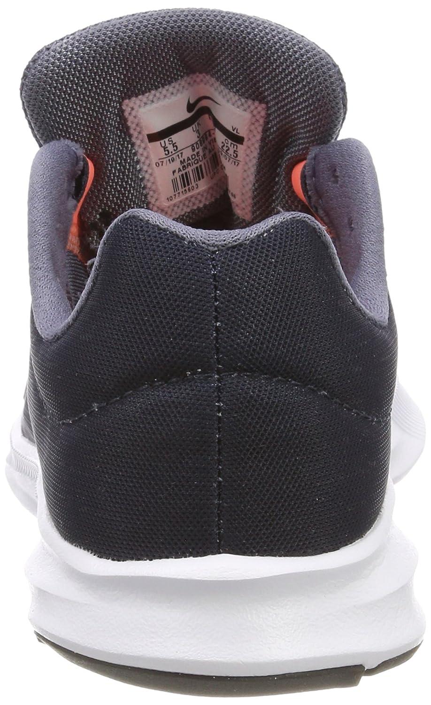 NIKE Women's Downshifter 8 Running Shoe B0761X3HB2 9.5 B(M) US|Lt Carbon Crimson Thunder Blue