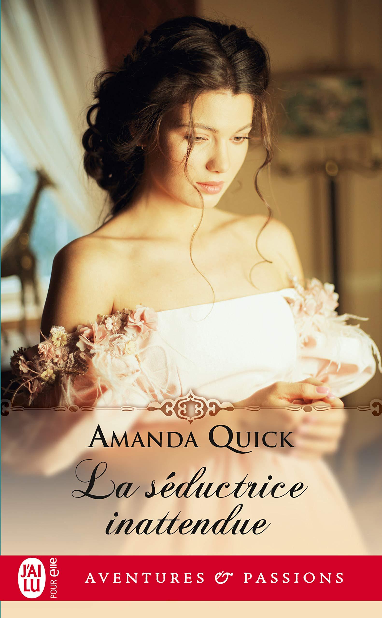 La séductrice inattendue de Amanda Quick 81KaT79yrRL