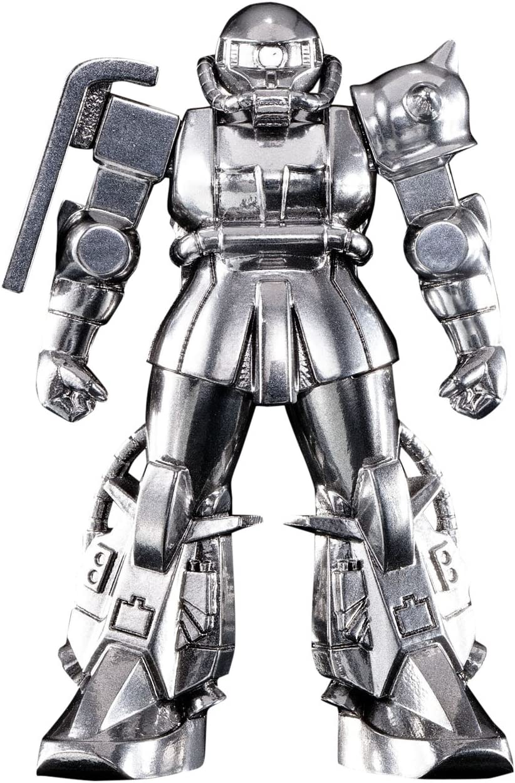 Absolute Chogokin Char Z-Gok GM-06 Gundam Die-Cast Figure BANDAI