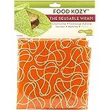 Kids Konserve Food Kozy, Orange, 2pk