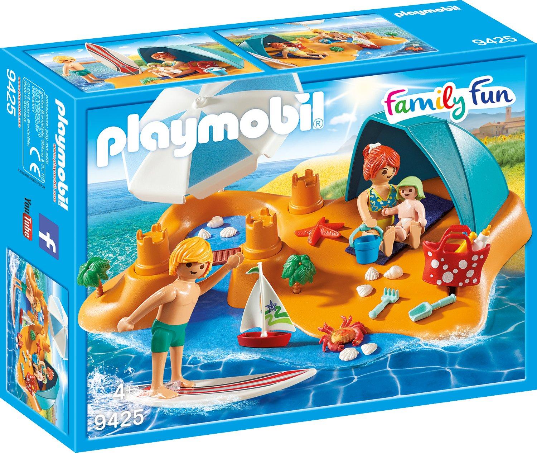 PLAYMOBIL 9425 - Familie am Strand