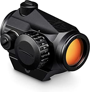 Vortex Optics Crossfire Red Dot Sight Gen II- 2 MOA Dot (CF-RD2), Black