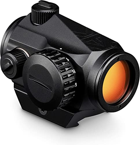 Vortex Optics Crossfire Red Dot Sight Gen II- 2 MOA Dot (CF-RD2), Black