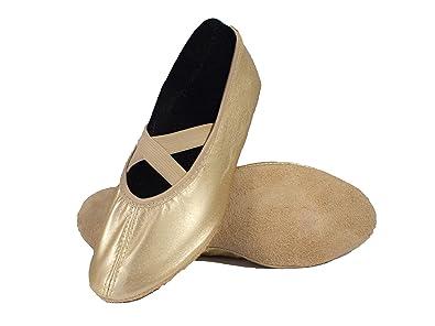 Yaro Ballettschuhe, Gymnastikschuhe, Turnschuhe, Aus Leder, Gr. 23 bis 40
