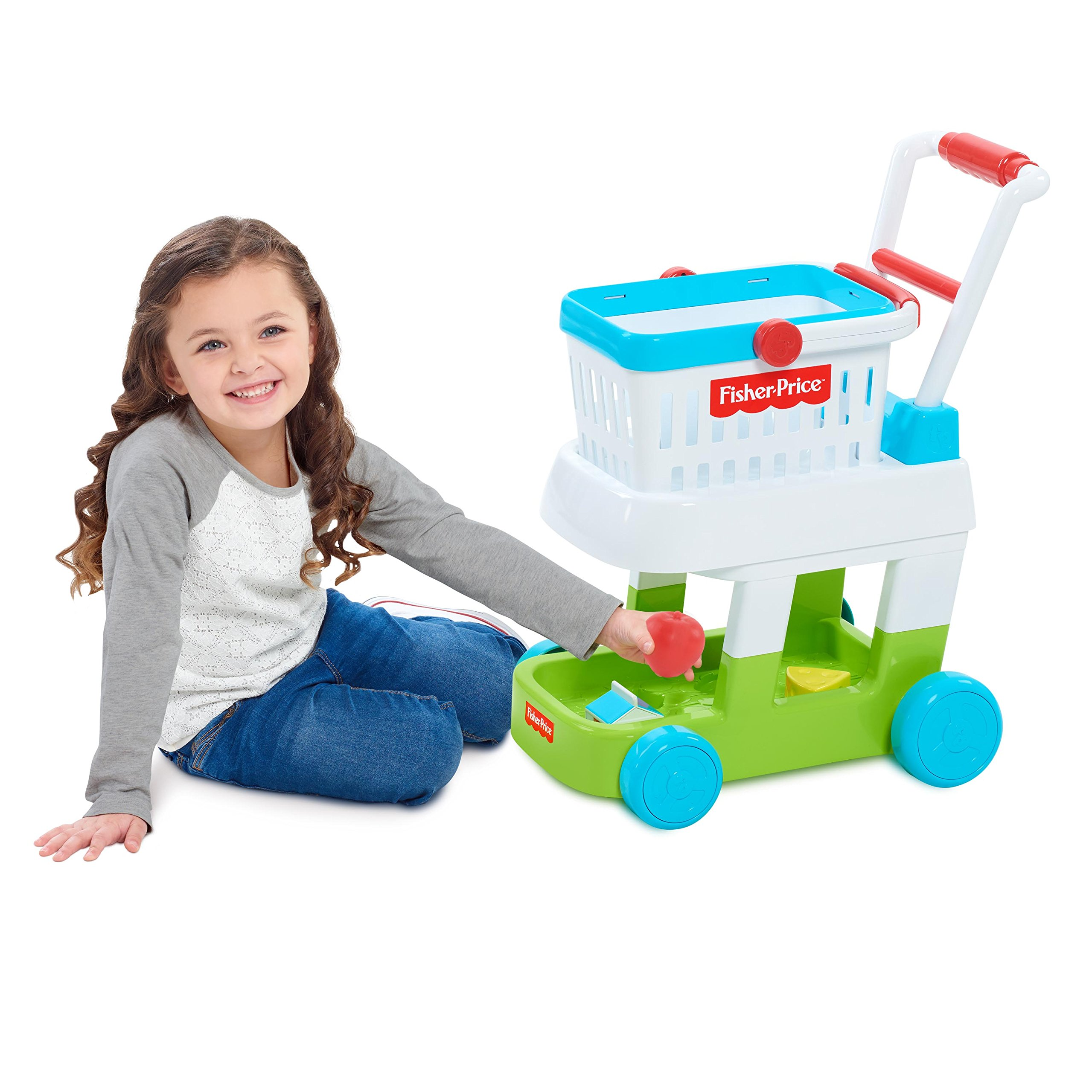 Fisher-Price 93525 Shopping Cart Toys, Multicolor by Fisher-Price (Image #4)