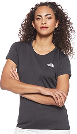 The North Face Women's REAXION AMP CREW Tees And T-Shirts