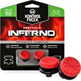 KontrolFreek FPS Freek Inferno para mando de XBOX One | Performance Thumbsticks | 2 sticks de gran altura concavos…