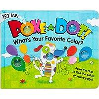 Melissa & Doug Poke-a-Dot Whats Your Favorite Color Deals