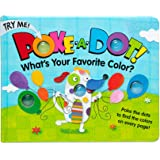 Melissa & Doug Poke-a-Dot – What's Your Favorite Color?