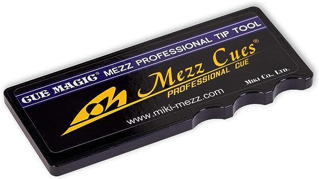 Mezz Cue Magic herramienta de punta de taco de billar profesional ...