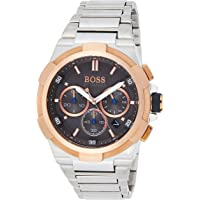 Hugo Boss Casual Watch For Men Analog Stainless Steel - 1513362