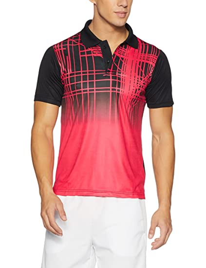 699b6dec1 Buy Vector X VTD-200-A-M Polyester Men's T-Shirtm (Red) Online at ...
