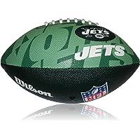 Wilson Football NFL Junior New York Jets Logo