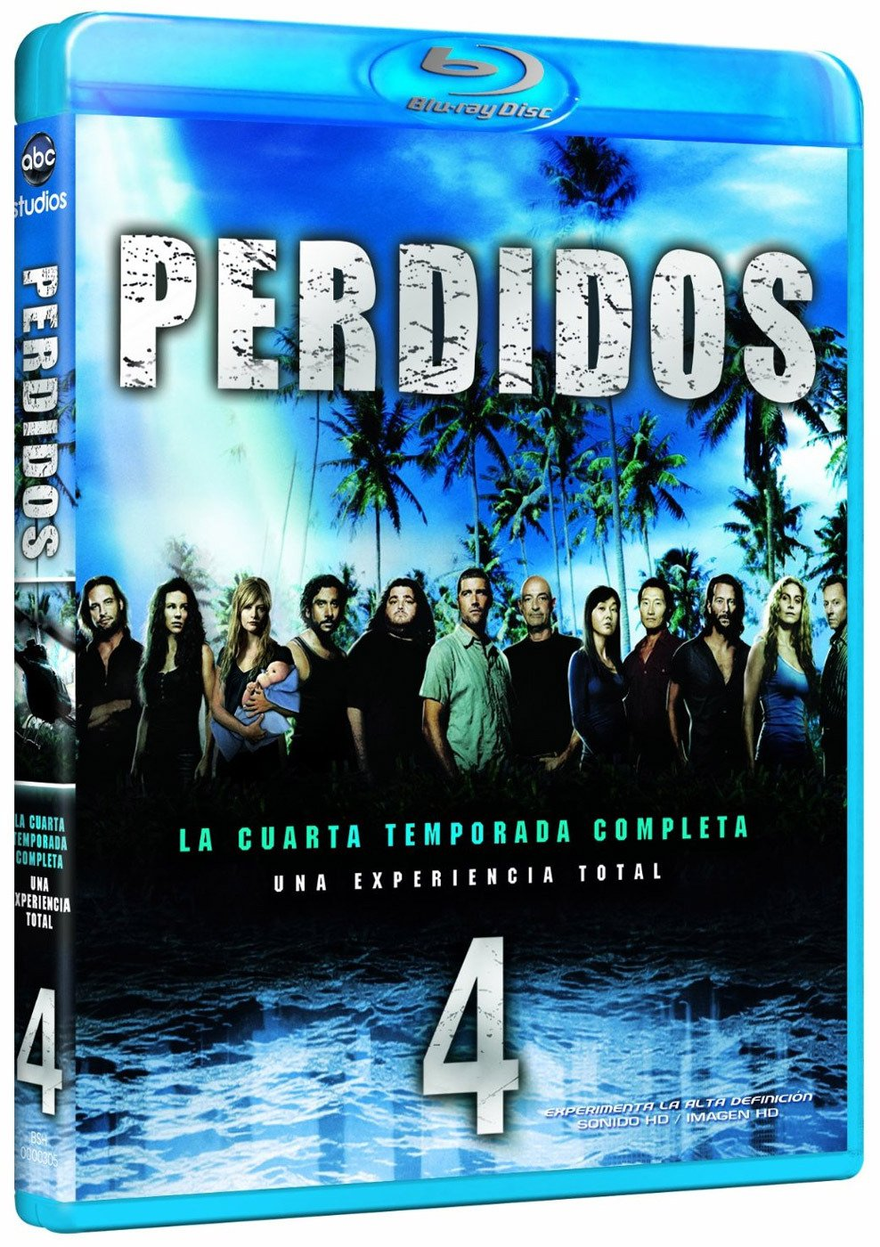 Perdidos - Temporada 4 [Blu-ray]: Amazon.es: Naveen Andrews, Matthew ...