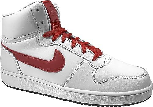 Nike Ebernon Mid, Zapatillas de Baloncesto para Hombre: Amazon ...