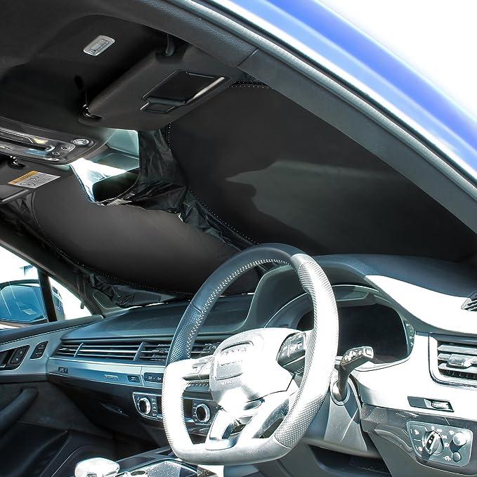Sonnenschutz Frontscheibe Auto Windschutzscheibe UV Reflekor Schutz 148x70cm
