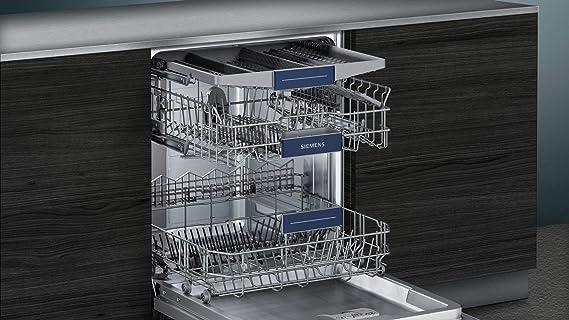 Siemens iQ300 SN636X18ME lavavajilla Totalmente integrado 14 ...