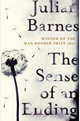 Sense of An Ending: Booker Prize Winner 2011 Paperback
