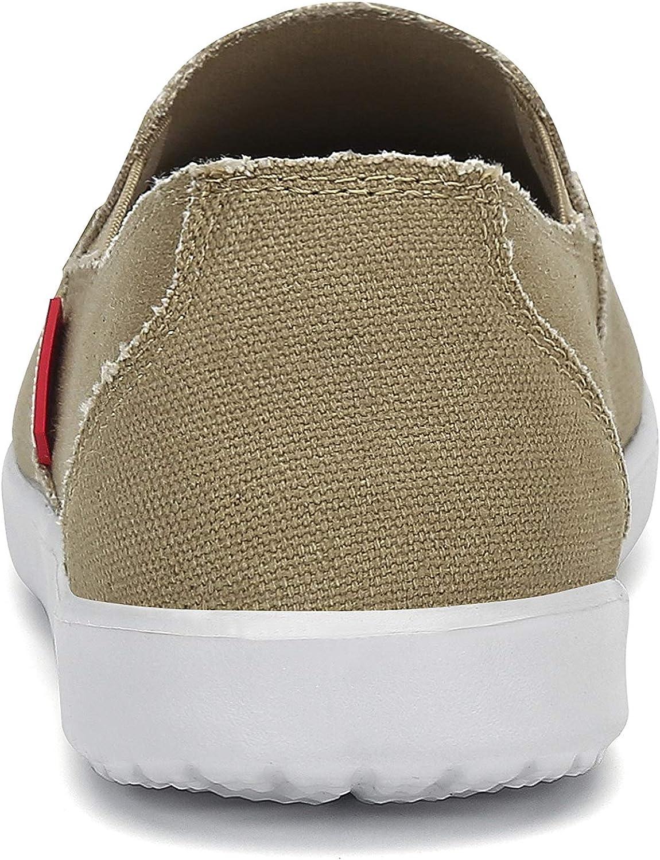 Mishansha Zapatillas de Running para Hombre Mujer Transpirables Zapatos Casuales Comodos Ligero Low Top Sneakers Unisexo