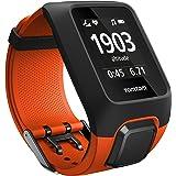 TomTom Adventurer GPS Hiking & Trail Running Watch + Heart Rate Monitor – Orange