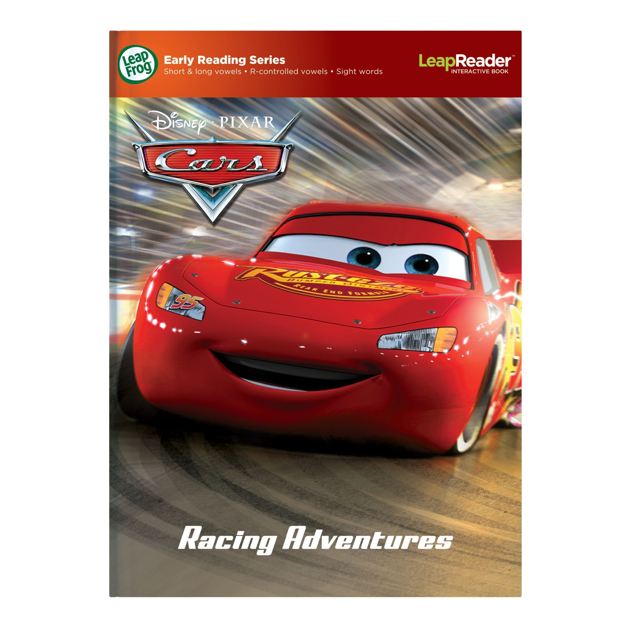 LeapFrog LeapReader Book: Disney·Pixar Cars: Racing Adventures (works with Tag) by LeapFrog (Image #8)