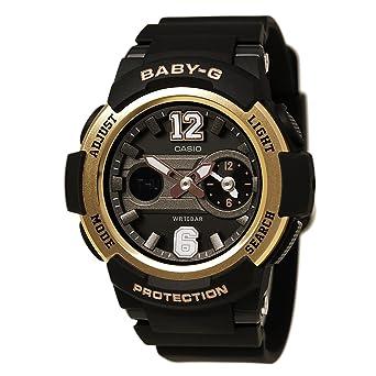 fc63a33b6ee Amazon.com  Casio G-Shock Women s BGA-210-1BCR Black Watch  Watches