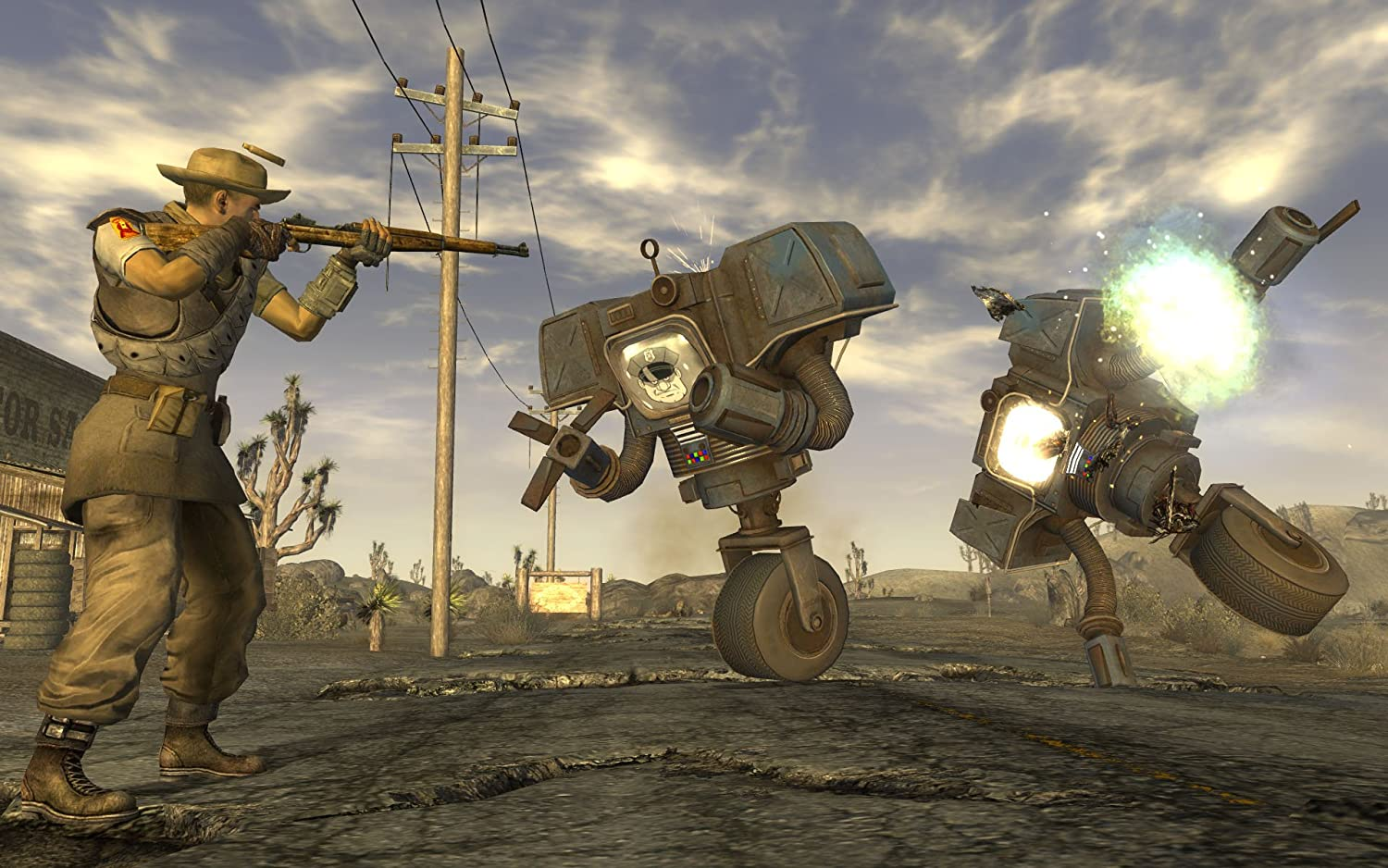 Amazon com: Fallout: New Vegas - Ultimate Edition: Xbox 360