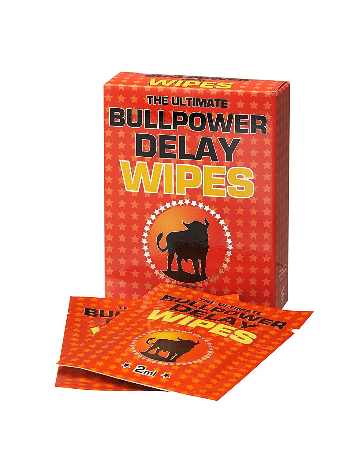 Amazon.com: BULL POWER SOBRES DE TOALLITAS RETARDANTES - ST: Health & Personal Care