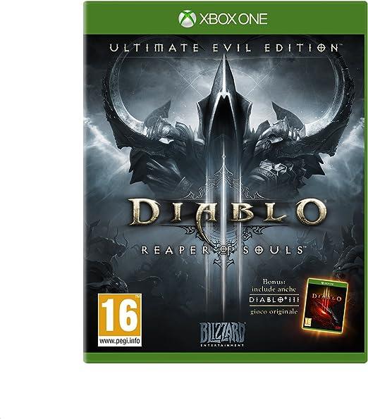 Activision Diablo III - Juego (Xbox One, Xbox One, Acción / RPG, M ...
