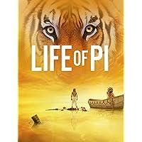 Life of Pi 4K UHD Deals