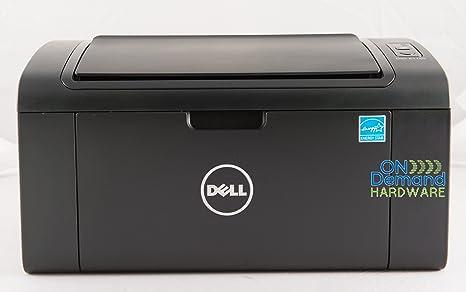 Amazon.com: DELL B1160 Laser Printer – Monochrome – 600 x ...