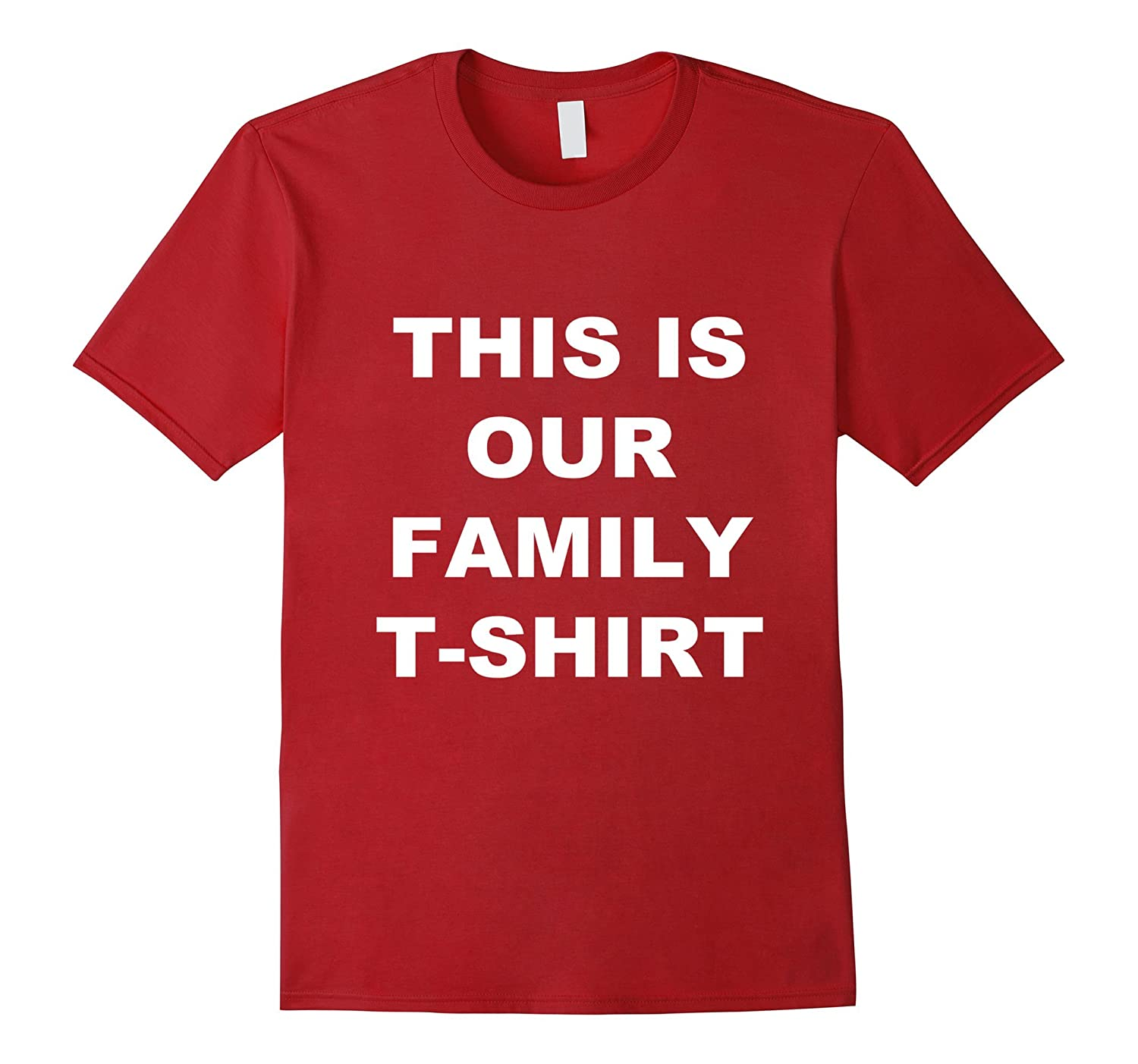 This Is Our Family T-Shirt-Vaci