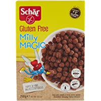 Dr.Schär Milly Magic Cereali al Cacao - Pacco da 5 x 250 g