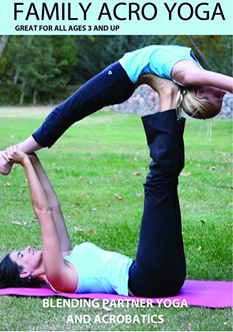 Amazon.com: Family Acro Yoga: Charlie, Savannah and Zoe Van ...
