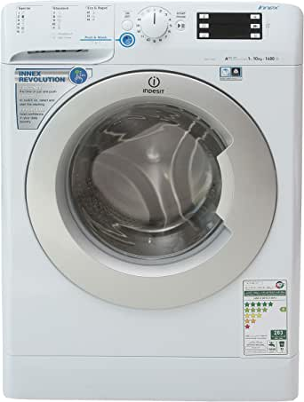 Indesit 10Kg Front Load Automatic Washing Machine - XWE ...