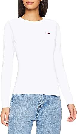 Levi's LS Baby tee Camiseta para Mujer