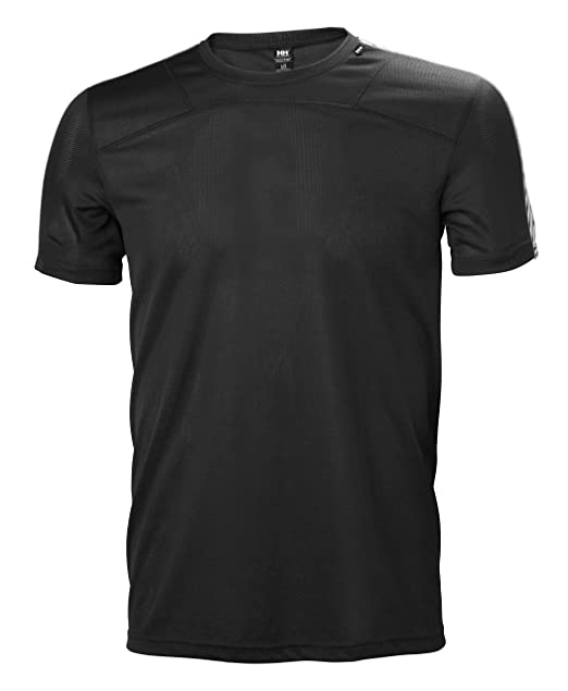 Helly Hansen HH LIFA T-Shirt SS Baselayer, Hombre
