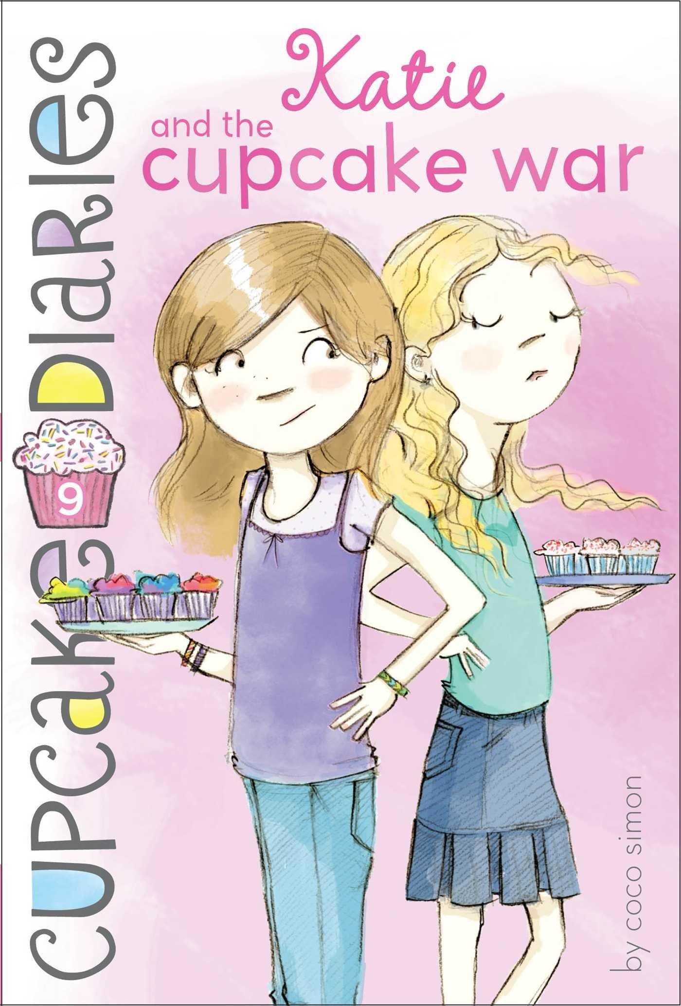 Katie and the Cupcake War (Cupcake Diaries) ebook