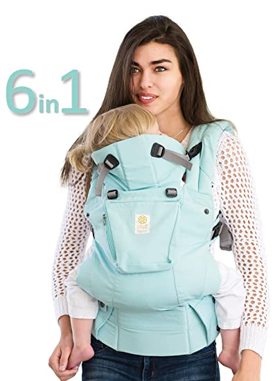 SIX-Position, 360° Ergonomic Baby & Child Carrier by LILLEbaby - The  COMPLETE