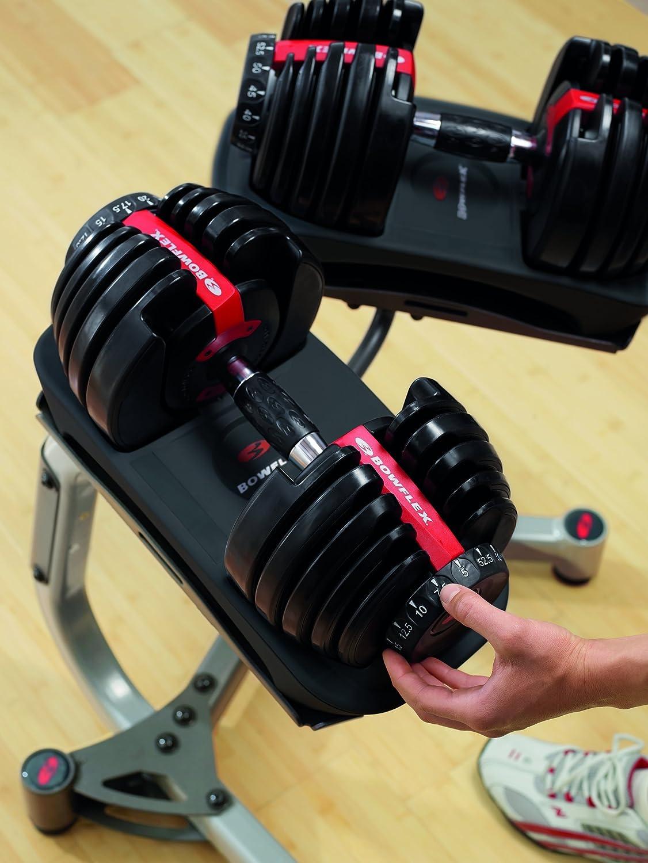 Bowflex SelectTech verstellbare Hanteln System
